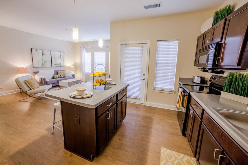 Eat-in Kitchen Table, at Buckingham Monon Living, Indiana