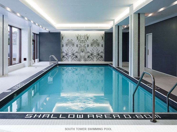Indoor Swimming Pool South Tower
