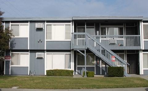 Exterior photo of Dana Drive Apartments   LeFever Mattson Property Management