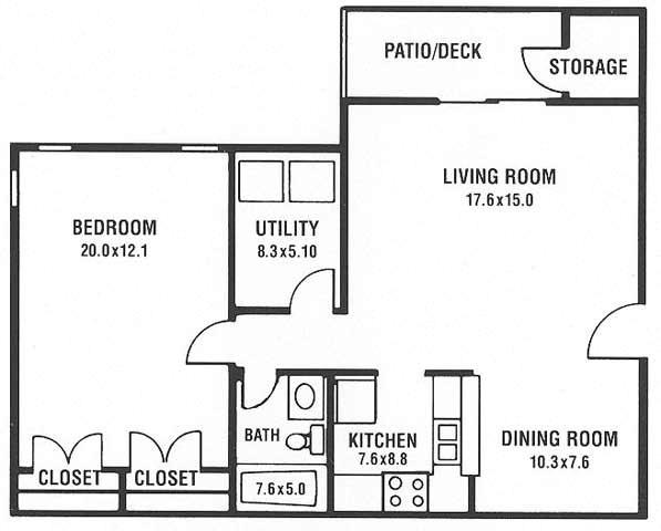 Floor Plans Arrowood Crossing Apartments In Charlotte Nc