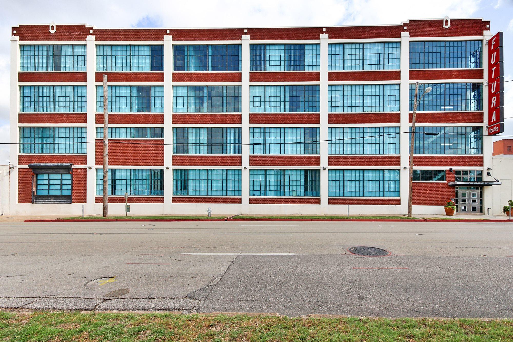 Futura Lofts, Deep Ellum Lofts, Dallas, Texas, TX