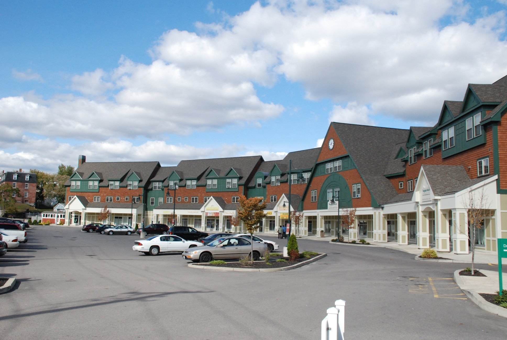 Heritage Place Apartments in Woonsocket, RI