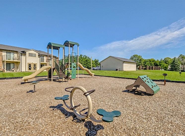 Playground at Thompson Village Apartments