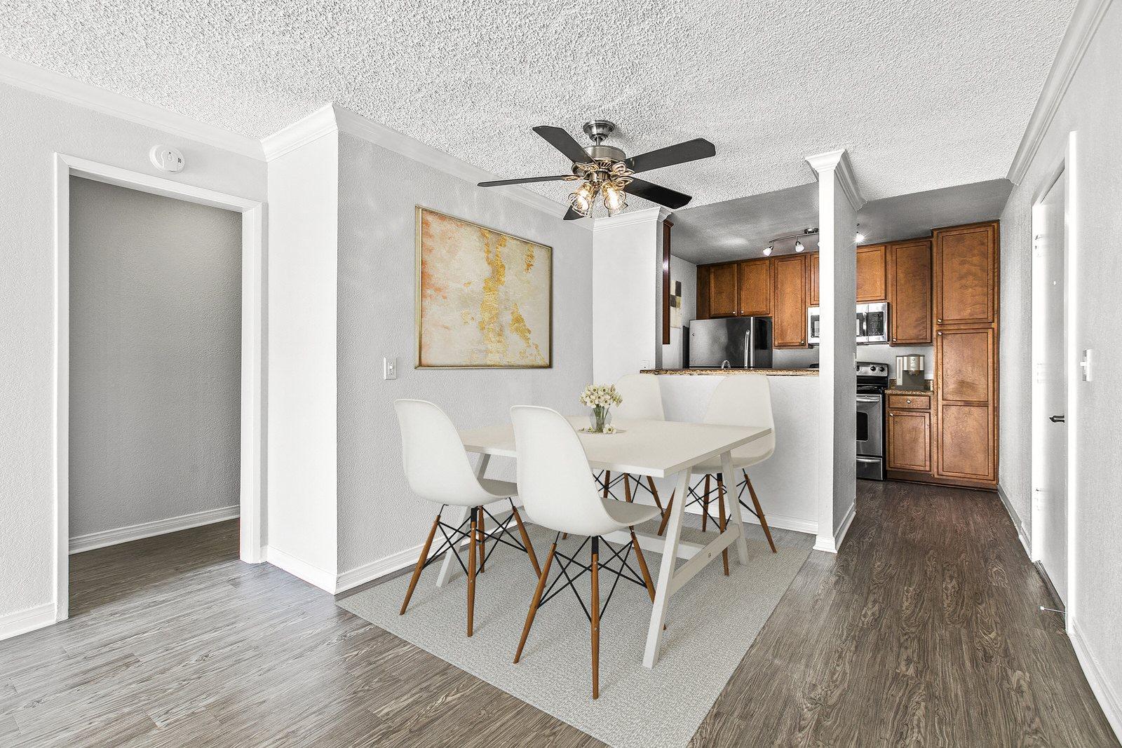 Living Area Interior Photo at Milano Apartments 20900 Anza Ave Torrance, CA 90503
