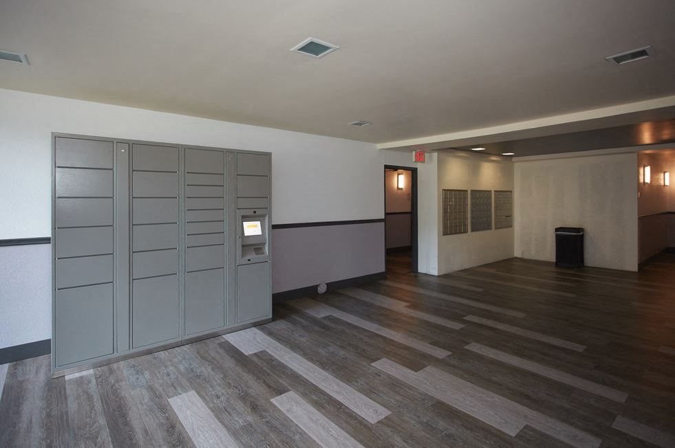 Package Receiving Lockers at Milano Apartments 20900 Anza Ave Torrance, CA 90503
