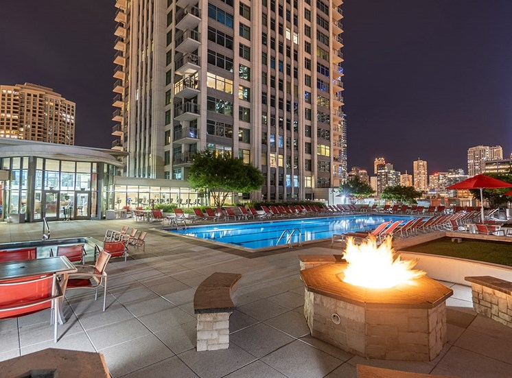 Alta's Club K features over 30,000 square feet of outdoor and indoor amenities