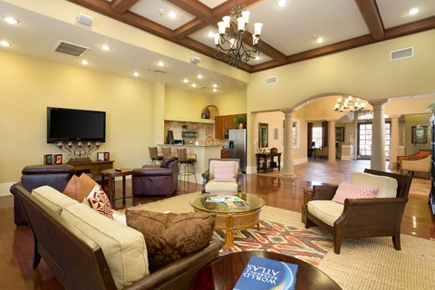 Mediterra Apartment Homes Lifestyle - Clubhouse