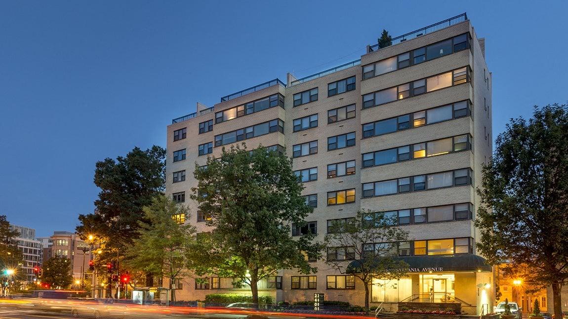 Discounted ZipCar Membership at 2400 Pennsylvania Avenue Apartments, Washington, DC, 20037