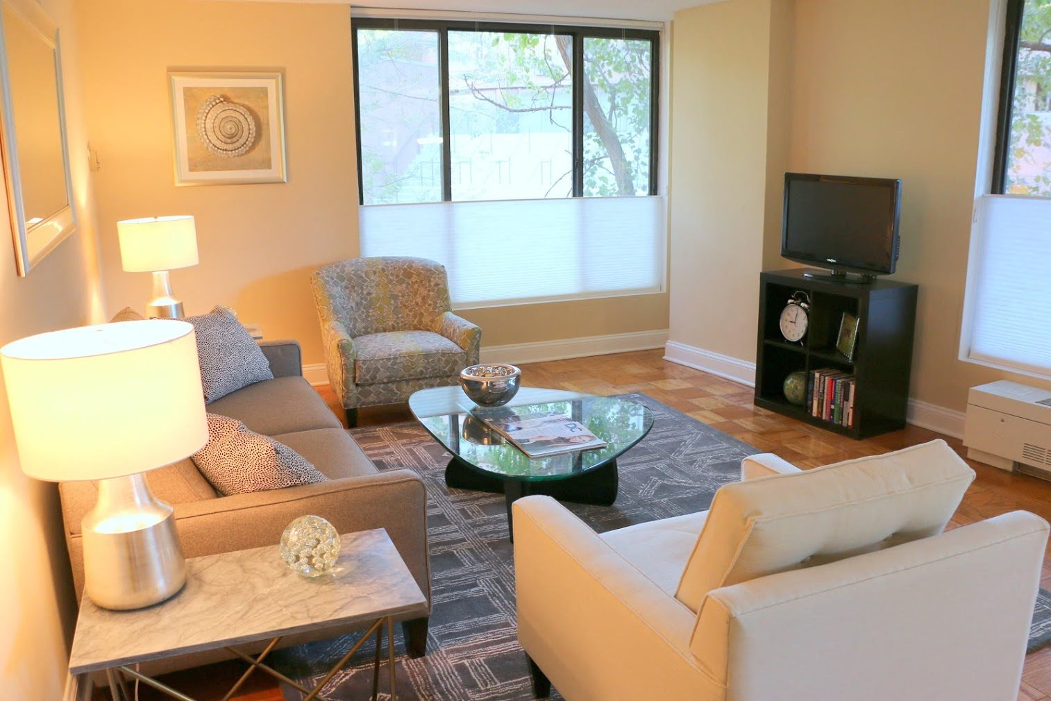 Studio, One Bedroom and Two Bedroom Apartments at Calvert House, Washington DC