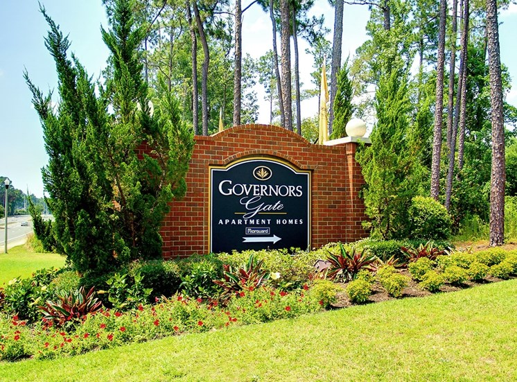 Governors Gate apartments for rent in Pensacola, Florida