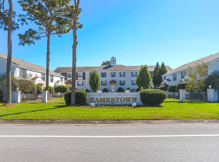 Jamestown Estates apartments for rent in Pensacola, Florida