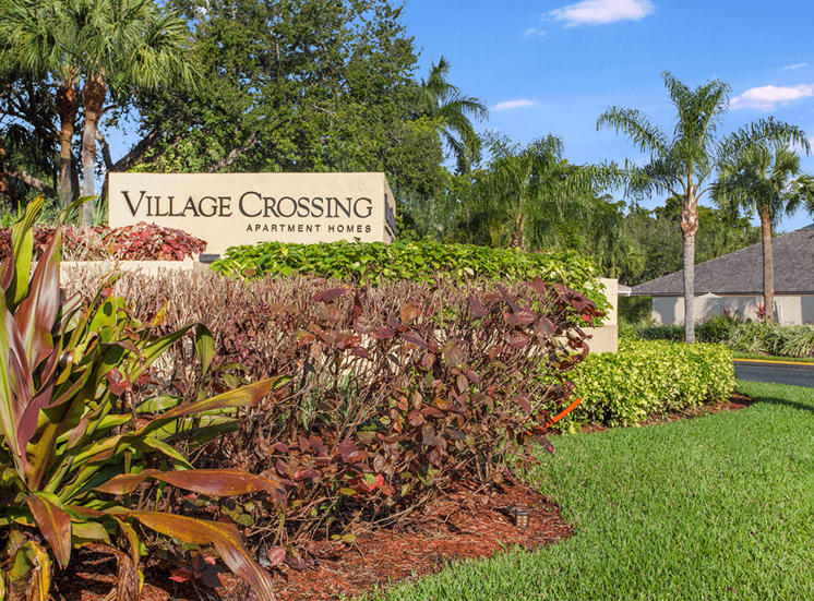 Village Crossing apartments for rent in West Palm Beach, Florida