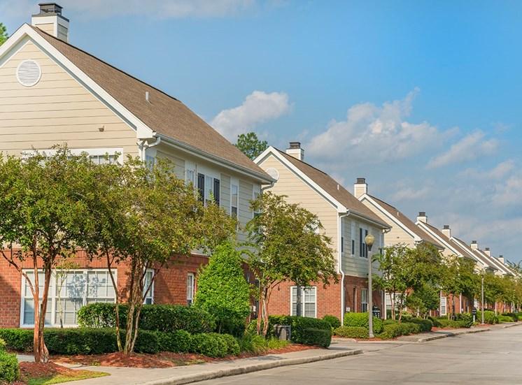 Greenbrier Estates apartment residences in Slidell, Louisiana