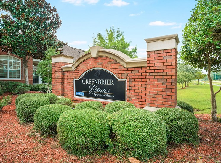 Greenbrier Estates apartment homes for rent in Slidell, Louisiana