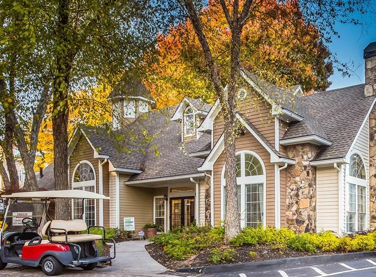 at Briarhill Apartments, Atlanta, Georgia