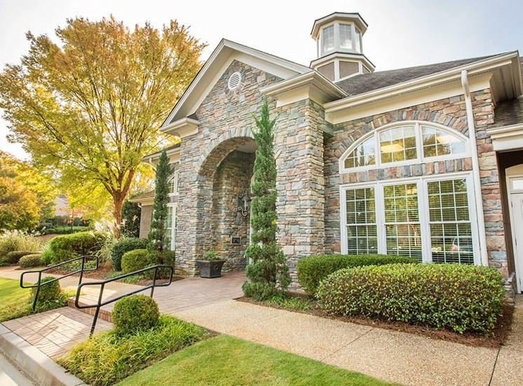 Barrett Walk Apartments leasing center in Kennesaw, GA