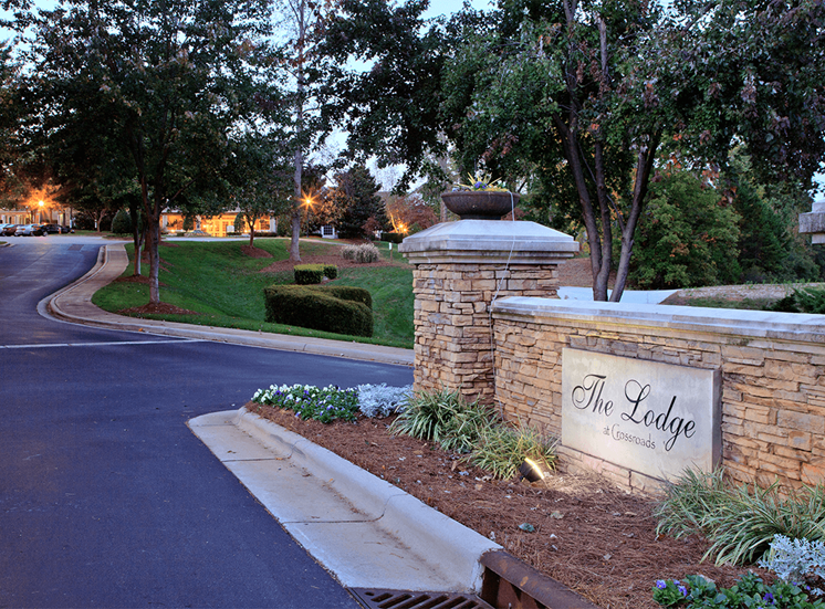 The Lodge at Crossroads apartments for rent in Cary, North Carolina