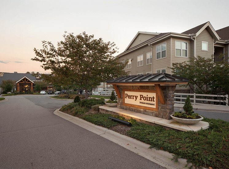Perry Point apartments for rent in Raleigh, North Carolina