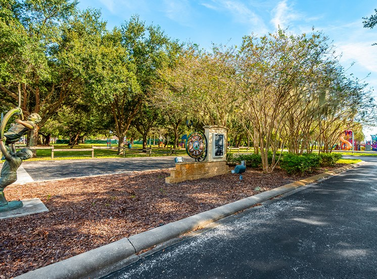 Mallory Square neighborhood in Tampa, Florida