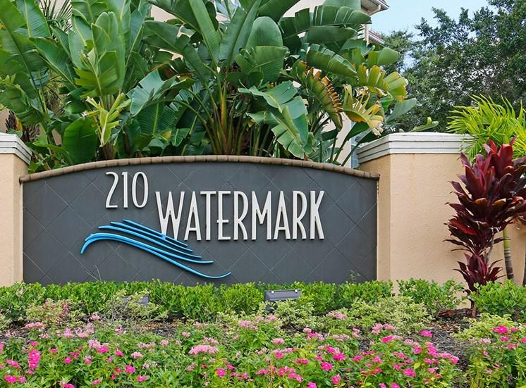 210 Watermark apartments for rent in Bradenton, Florida