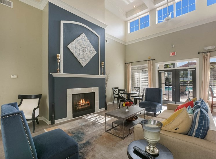 210 Watermark apartments clubhouse in Bradenton, Florida