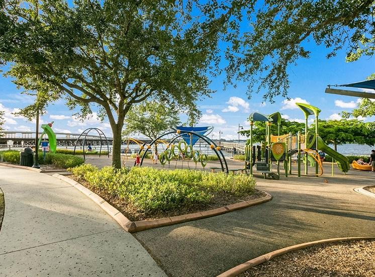 210 Watermark adjacent to the Riverwalk in Bradenton, Florida