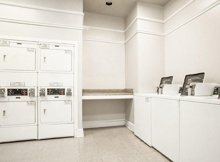 Verandah at Valley Ranch apartments clothes care center in Irving, Texas