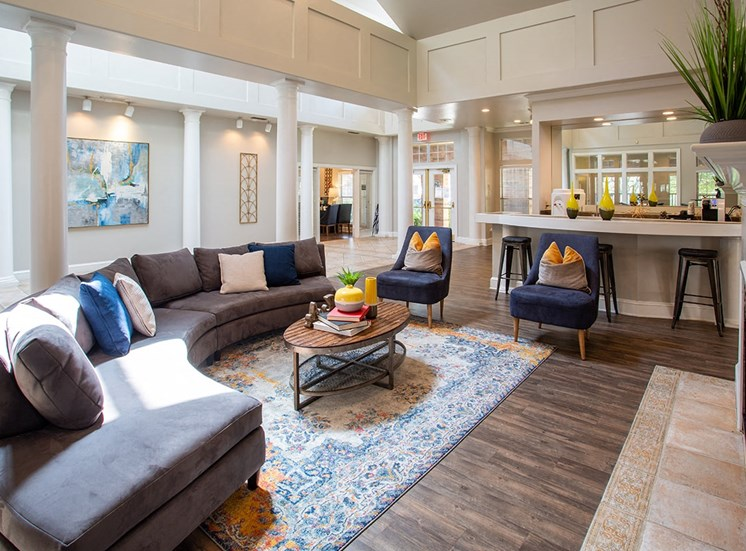 Verandah at Valley Ranch resident clubhouse in Irving, Texas