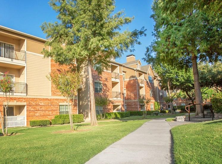 Verandah at Valley Ranch apartment residences in Irving, Texas