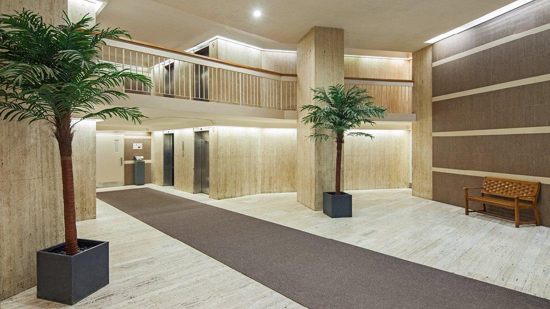 Building Lobby