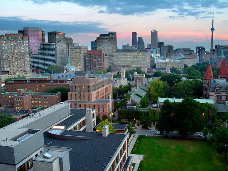 Stunning City Views