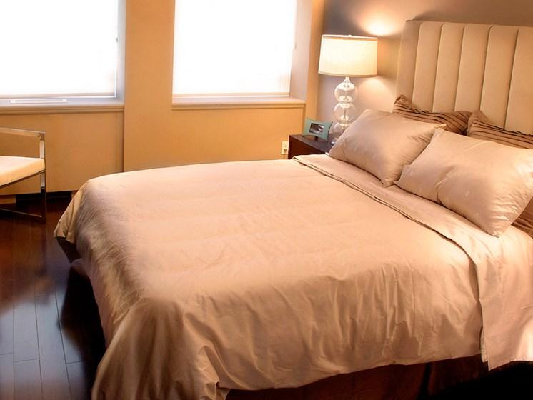Cozy One, Two & Three Bedroom Floor Plans