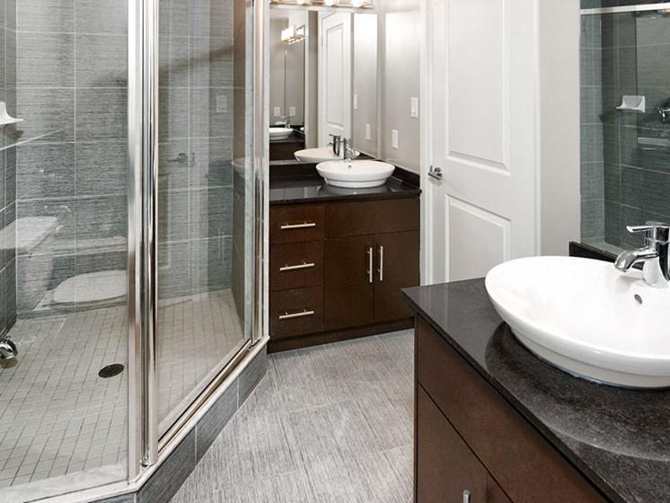 Spa-Inspired Bathroom Designs