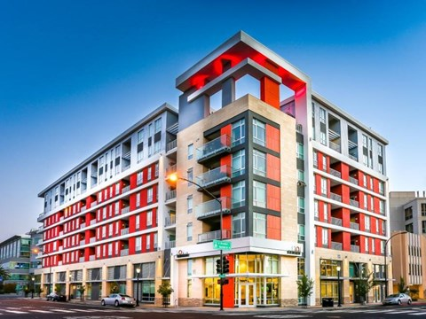 exterior property building