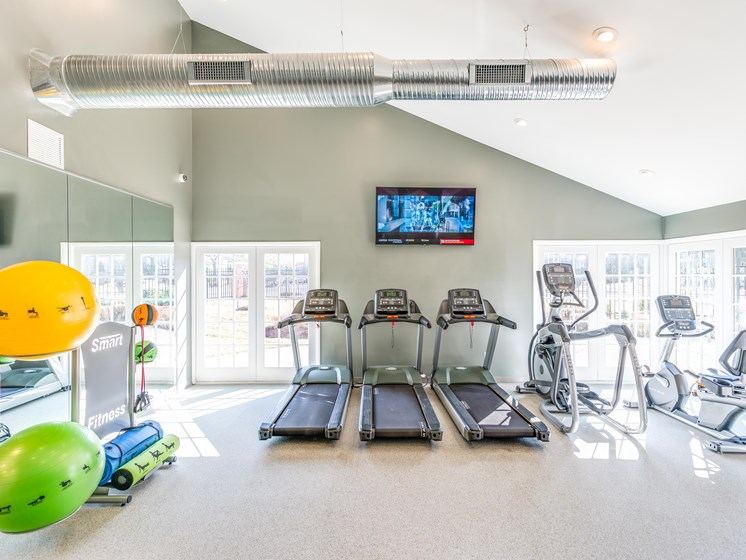 Health And Fitness Center at Westwinds Apartments, Annapolis
