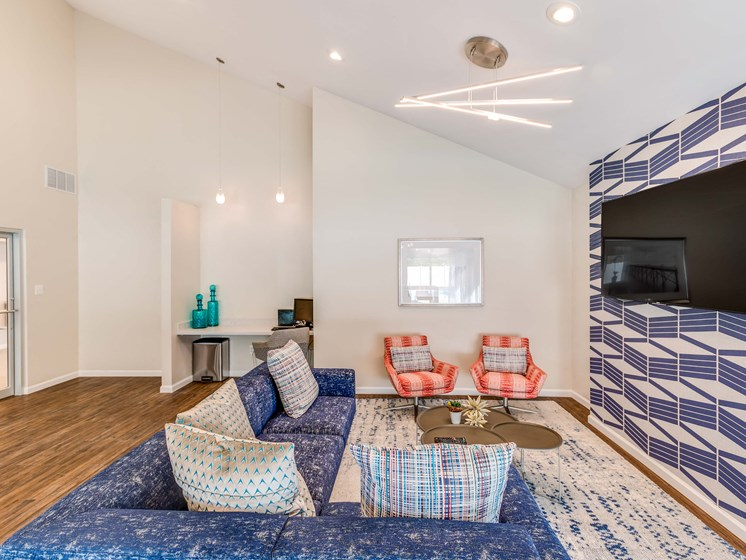 Relaxing Clubhouse at Westwinds Apartments, Annapolis, 21403