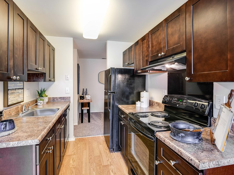 Stainless Steel Appliance Package at Westwinds Apartments, Annapolis