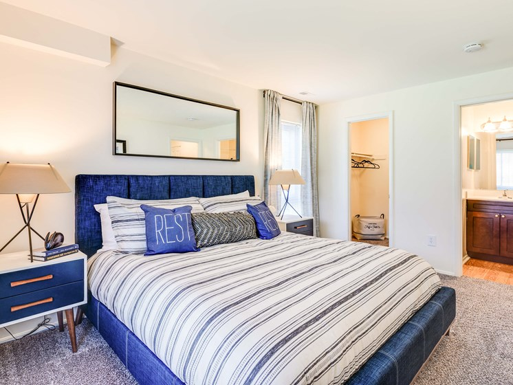 Comfortable Bedroom With Accessible Closet at Westwinds Apartments, Annapolis, 21403