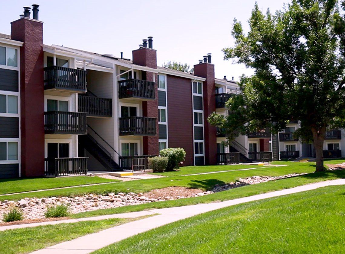 Oak Ridge Apartments In Aurora