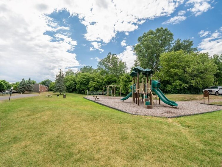 Playground at Lancaster Lakes Apartments