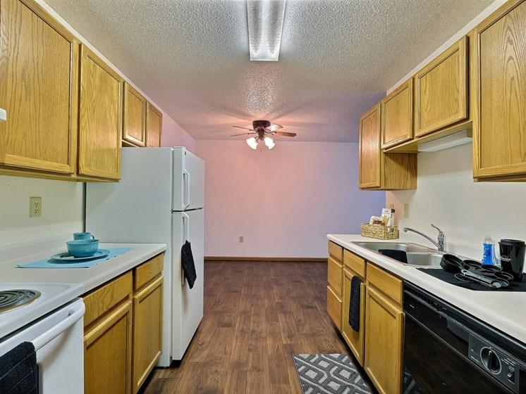 Chestnut Ridge Apartments | 2 Bdrm - Kitchen