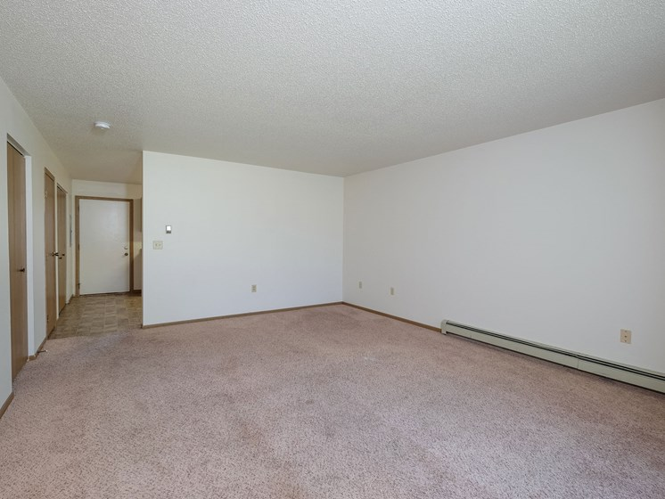 Hazelwood Townhomes | 3 Bdrm - Living Room