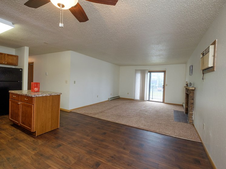 Dynasty 1 Apartments   2 Bedroom   Living Room   Dining