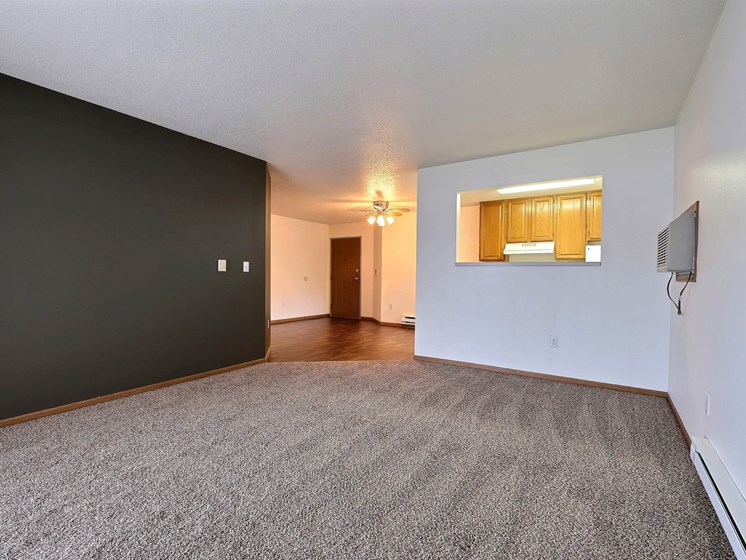 Oxford Apartments | 2 Bedroom | Living Room