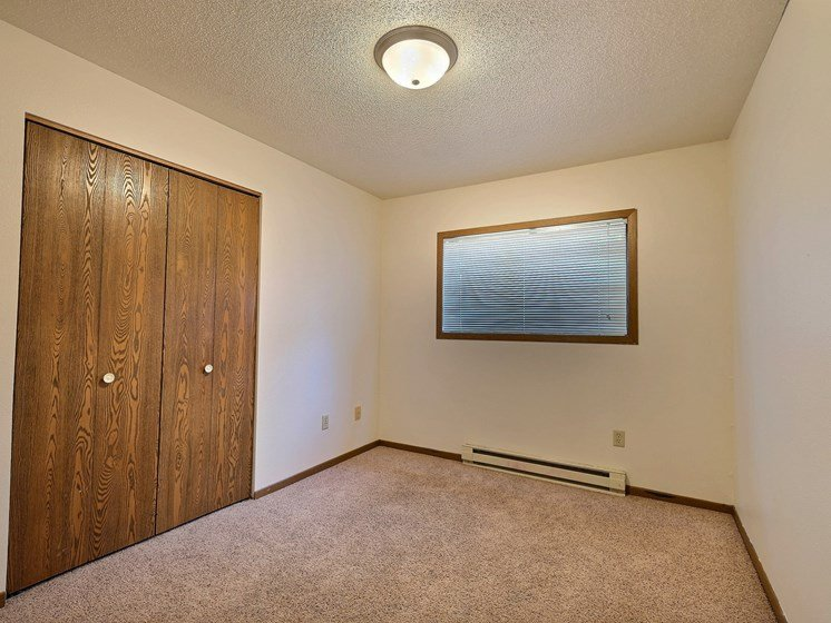 Prairiewood Courts Apartments   2 Bdrm - Bedroom