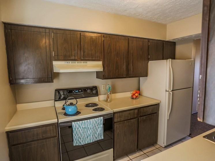 Stony Brook Townhomes | Kitchen