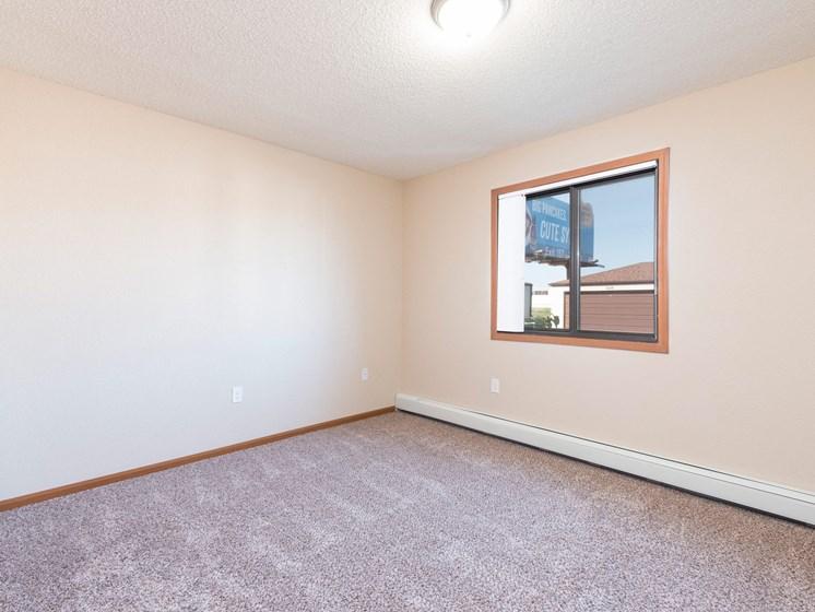 Fairview Apartments | 2 Bdrm-Plan B - Bedroom