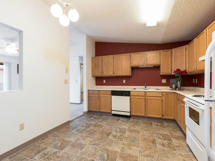 Fairview Apartments | 3 Bdrm - Kitchen-Dining