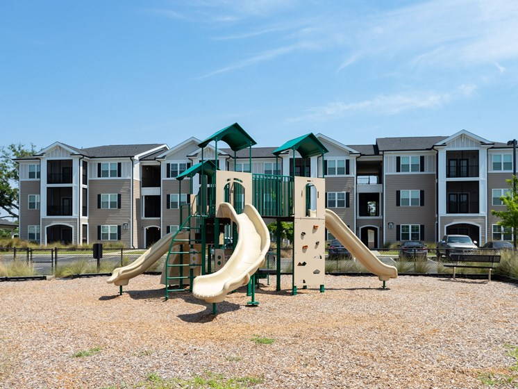 Playing Structure For Kids at Abberly Crossing Apartment Homes by HHHunt, South Carolina, 29456