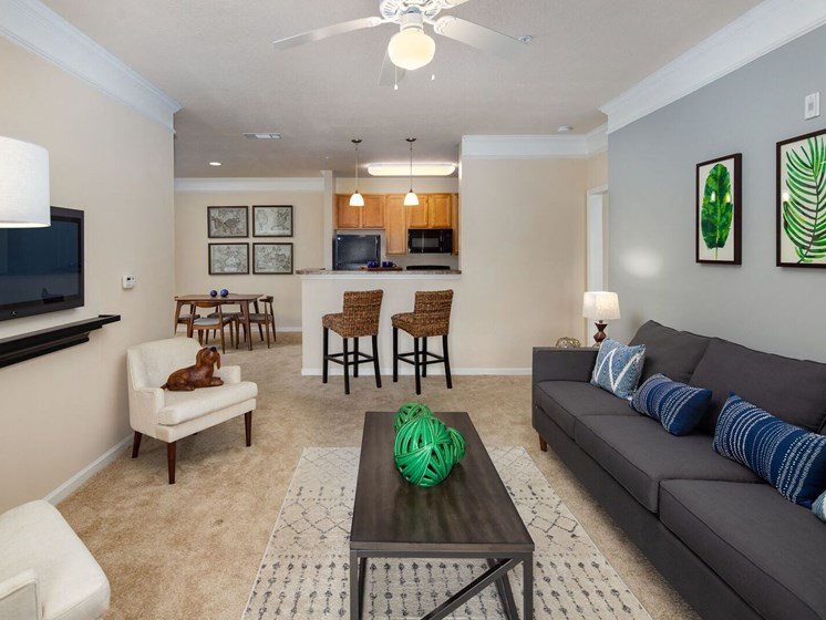 Spacious Apartments at Abberly Crossing Apartment Homes by HHHunt, Ladson, South Carolina